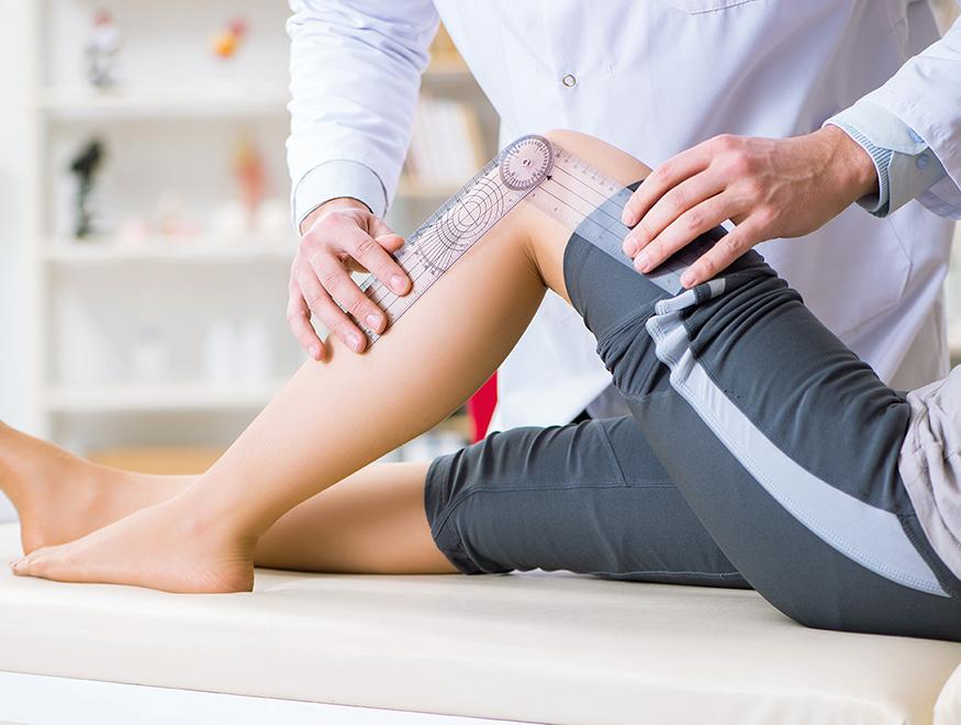 Orthopädiezentrum am Venet Haus –Praxis, Schwerpunkte