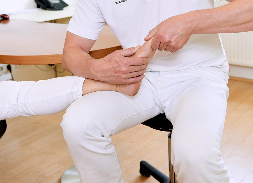 Orthopädiezentrum am Venet Haus –Praxis, Über uns, Wir stellen uns vor