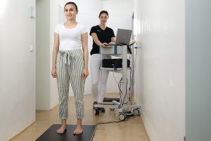 Orthopädiezentrum am Venet Haus –Ganganalyse